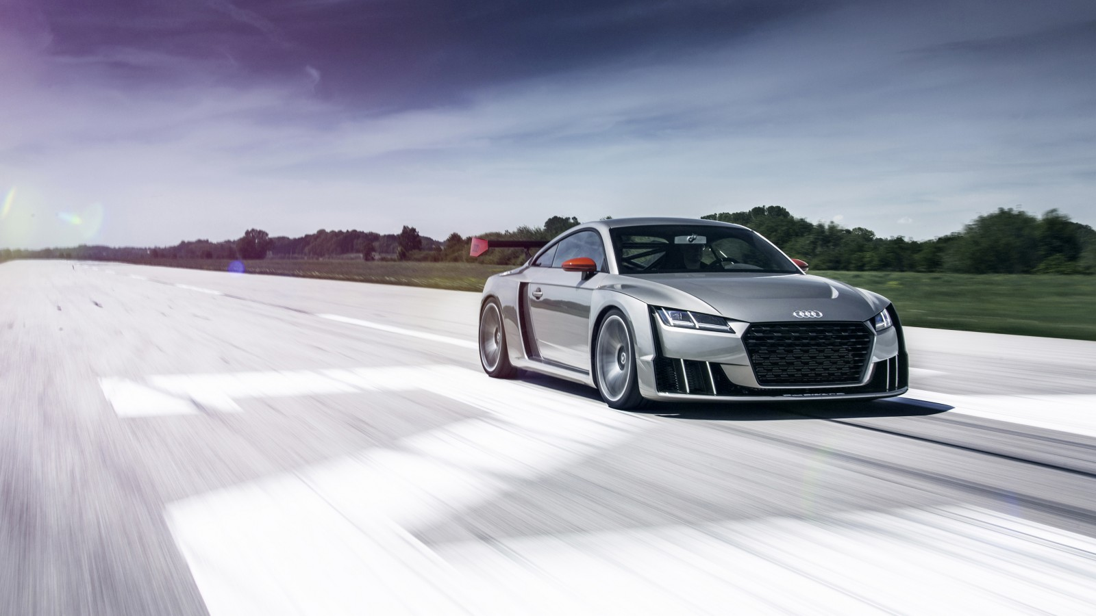 Audi Tt Clubsport Turbo 2015 Wallpaper Hd Car Wallpapers