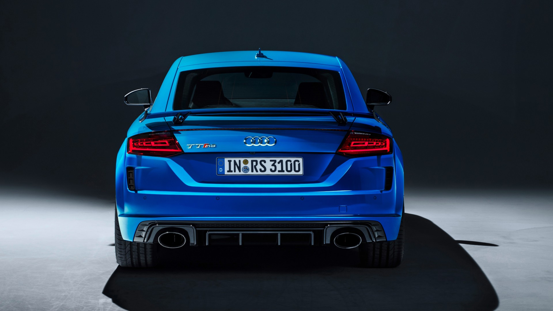 Apple Sport Chevrolet >> Audi TT RS Coupe 2019 5K Wallpaper | HD Car Wallpapers ...