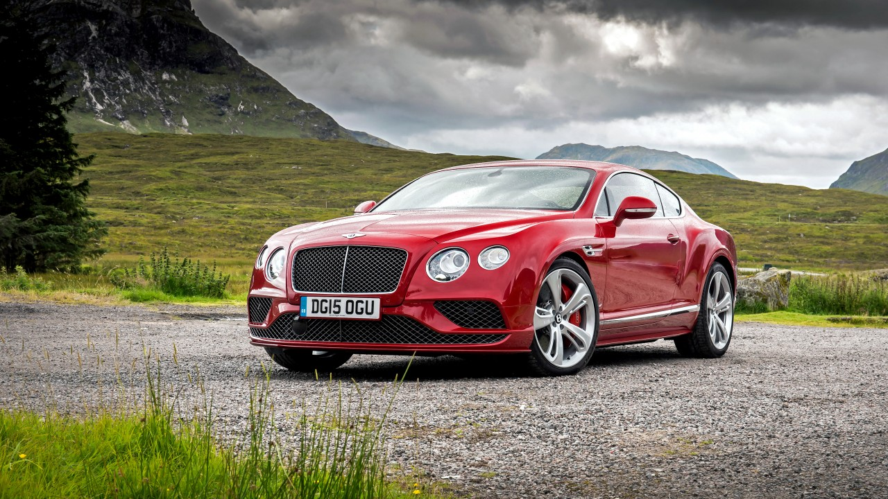 Bentley Continental GT 2015 Wallpaper  HD Car Wallpapers