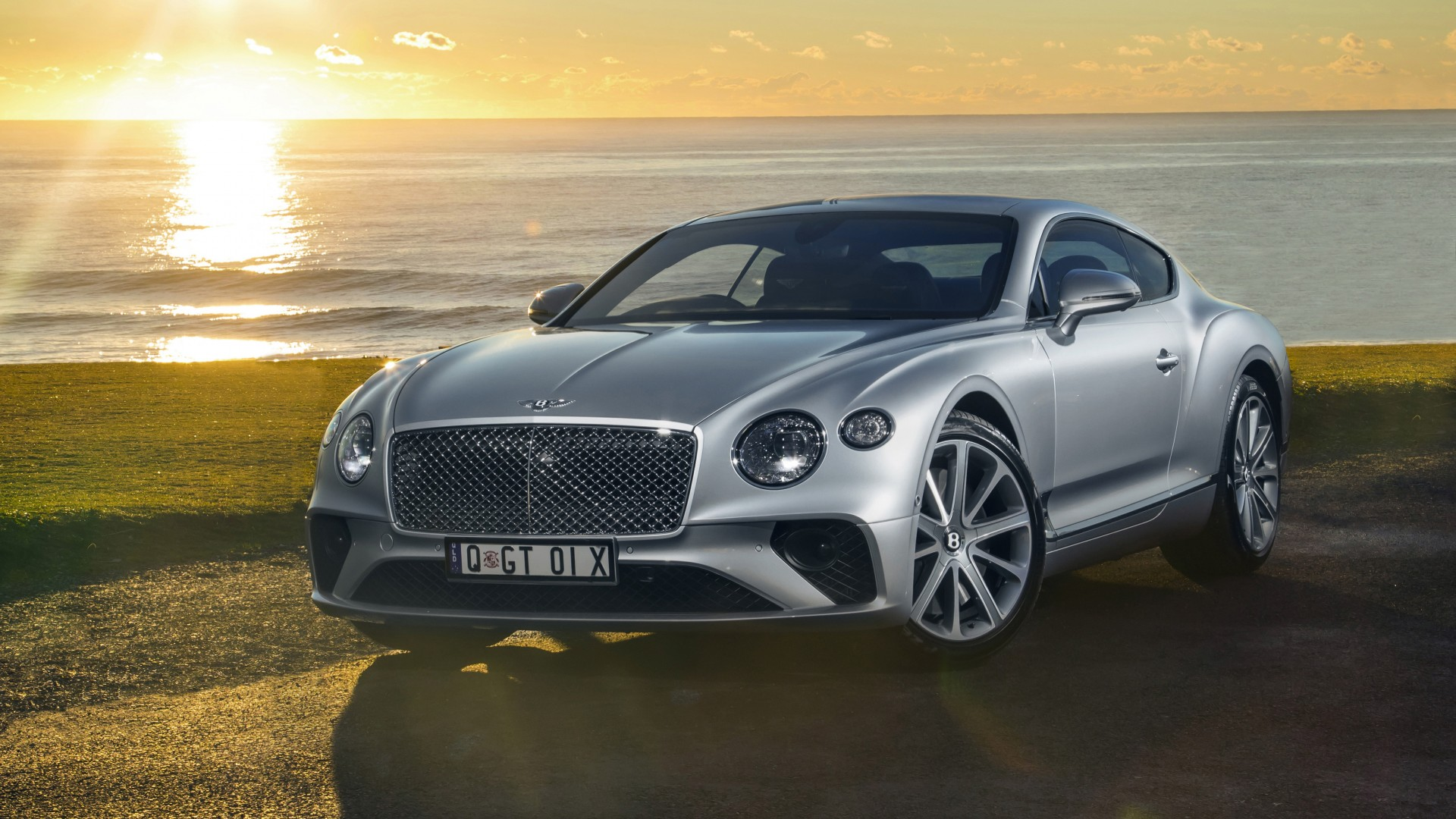 Bentley Continental GT 2018 4K Wallpaper | HD Car ...