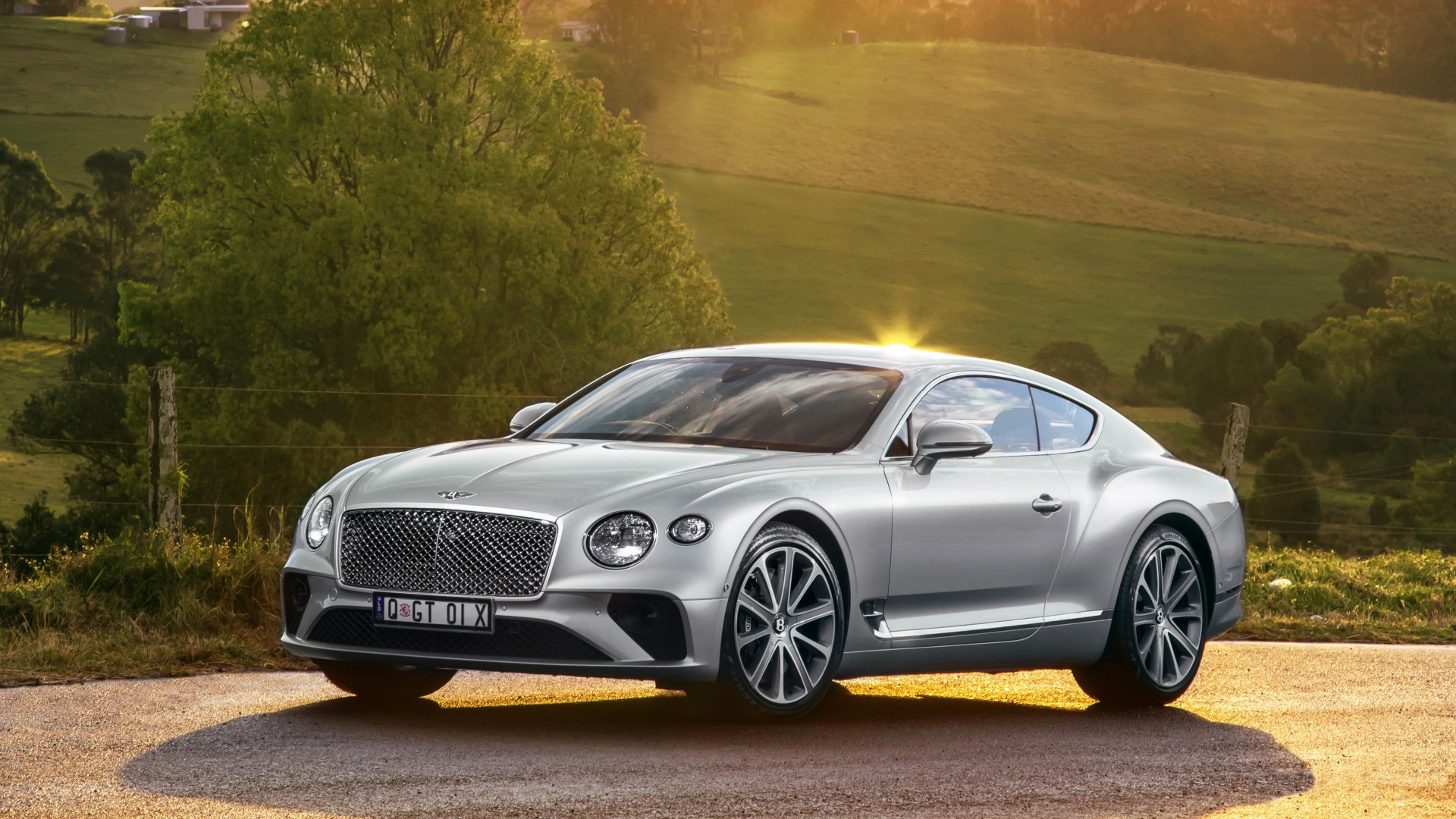 Bentley Continental GT 2018 4K 3 Wallpaper | HD Car ...