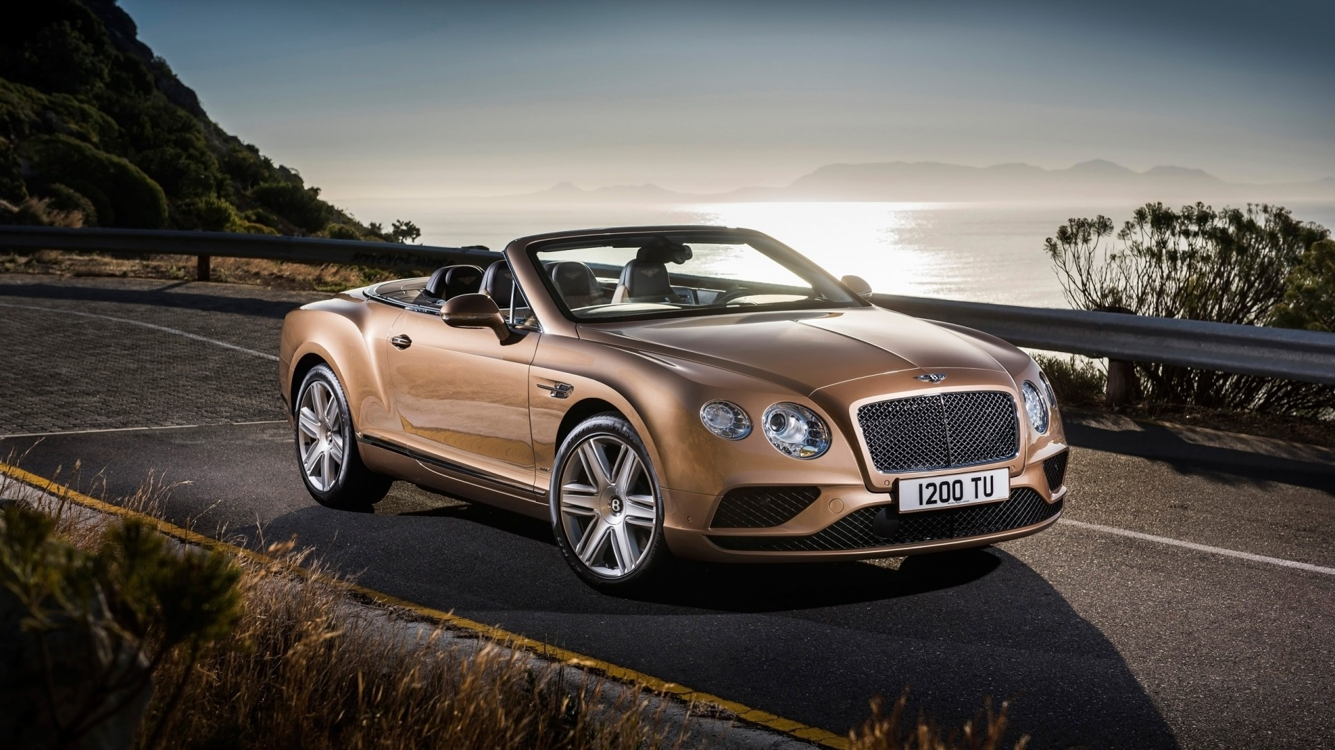 Mercedes Benz Newport Beach >> Bentley Continental GT Convertible 2015 Wallpaper | HD Car ...