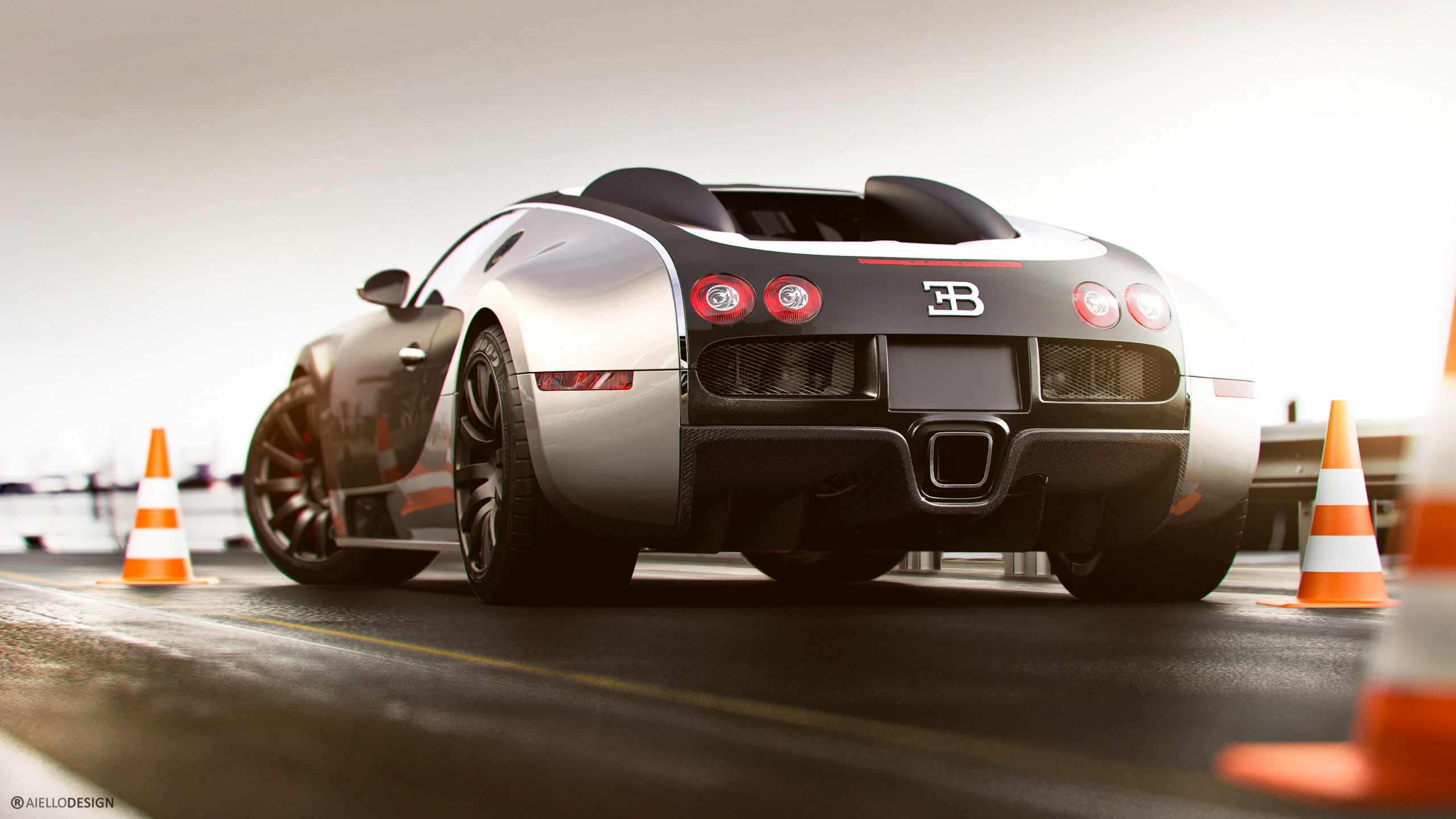 Bentley Supercar Rear View Wallpaper Hd Car Wallpapers