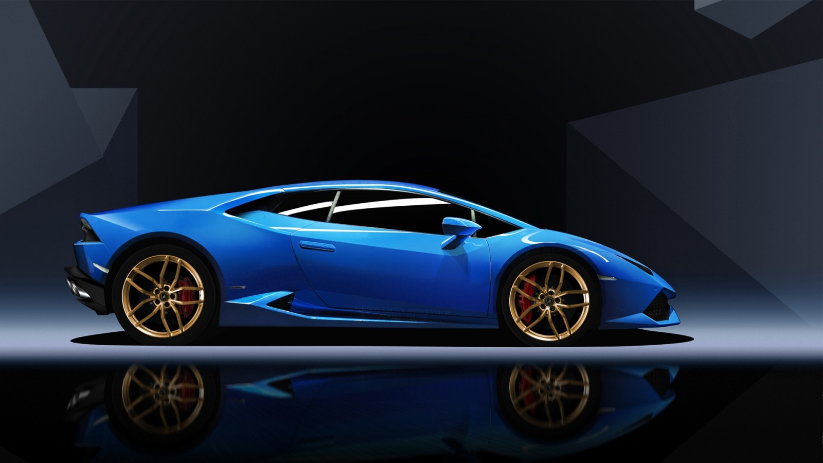 blue lamborghini huracan wallpaper hd car wallpapers. Black Bedroom Furniture Sets. Home Design Ideas