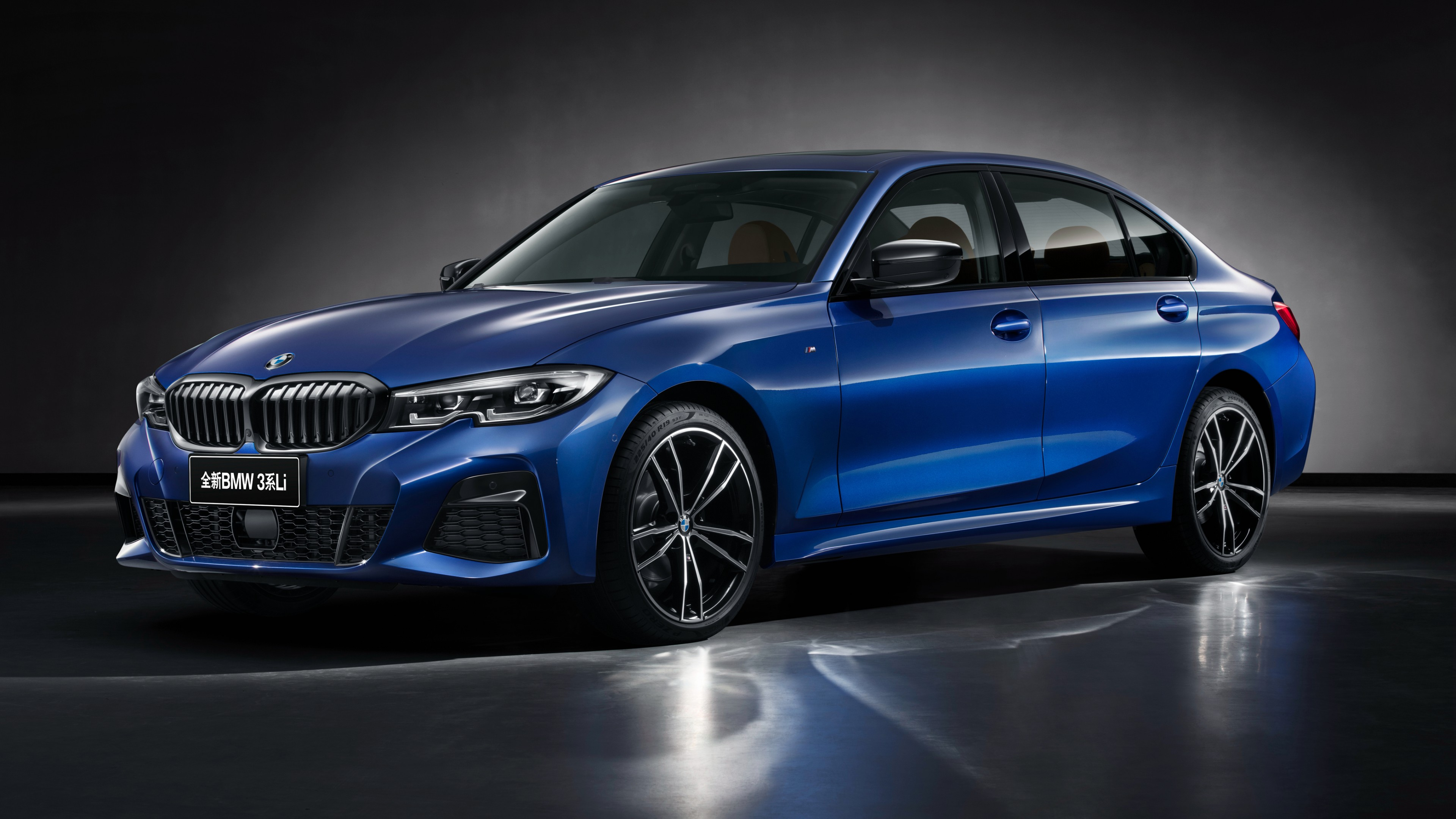 BMW 325Li M Sport 2019 4K Wallpaper