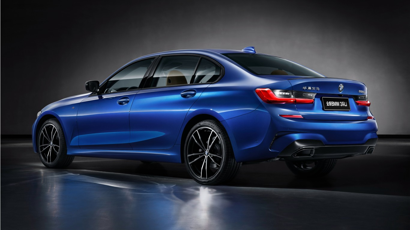Bmw Alpina B6 >> BMW 325Li M Sport 2019 4K 2 Wallpaper | HD Car Wallpapers ...