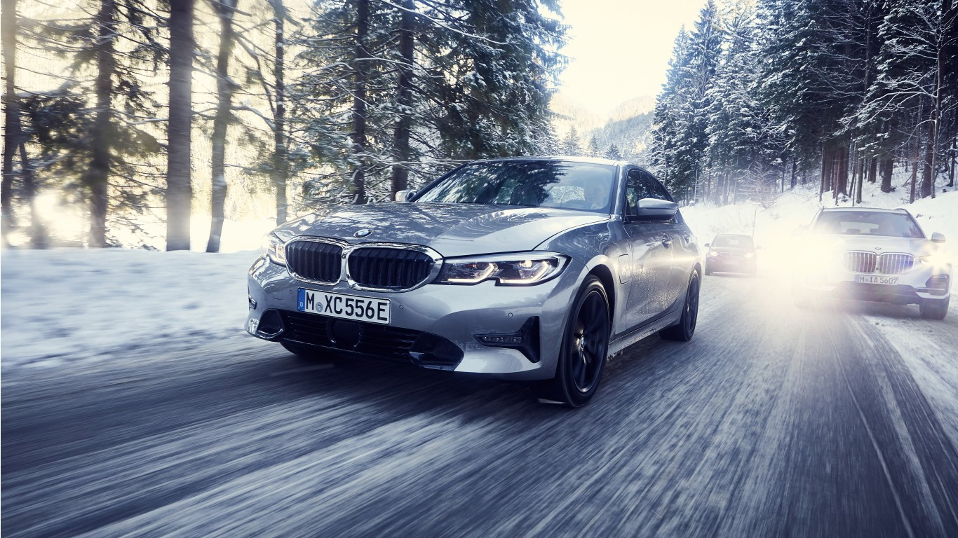 BMW 330e 2019 4K Wallpaper | HD Car Wallpapers | ID #11794