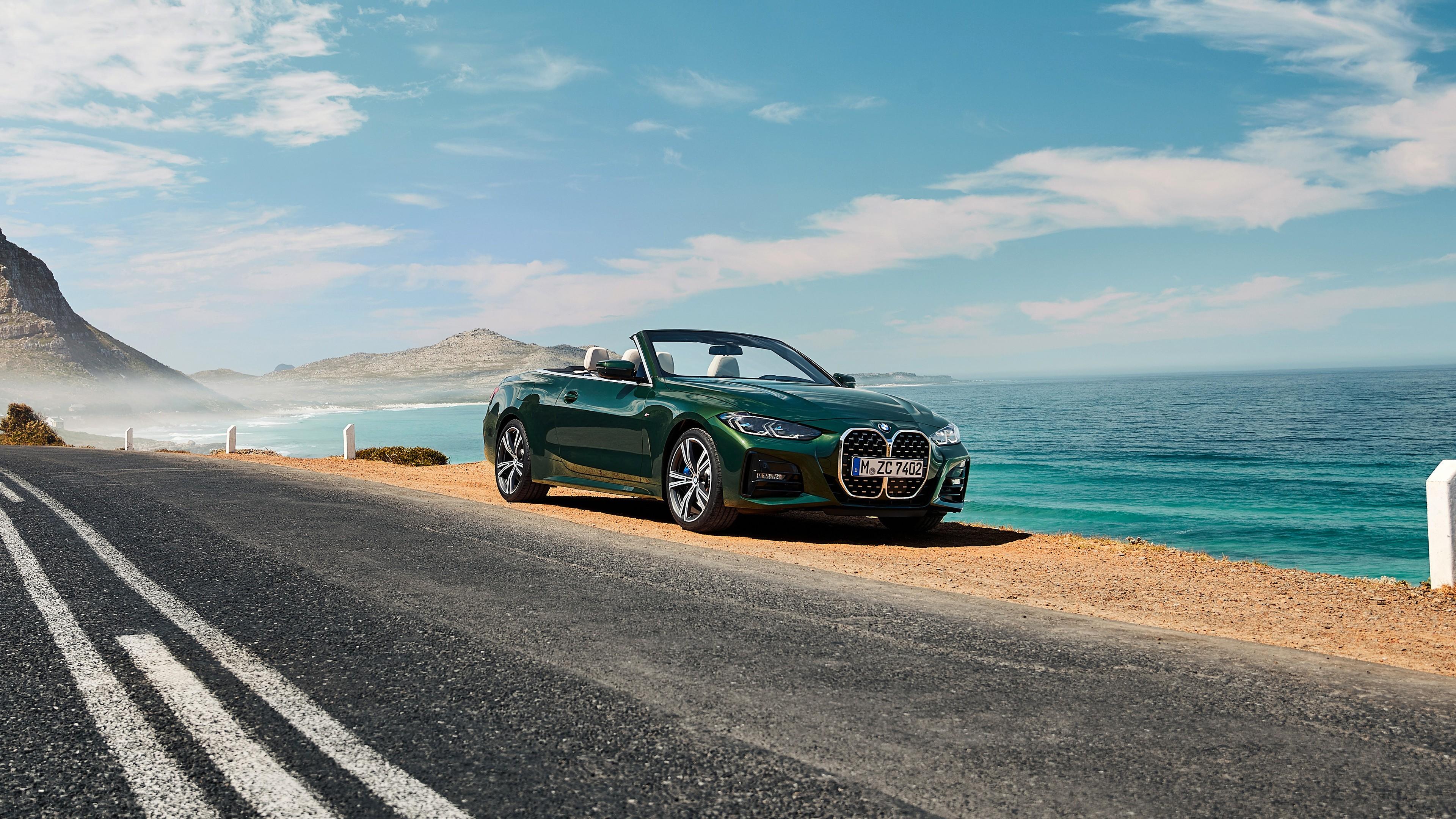 BMW 430i Cabrio M Sport 2020 4K 2 Wallpaper   HD Car ...