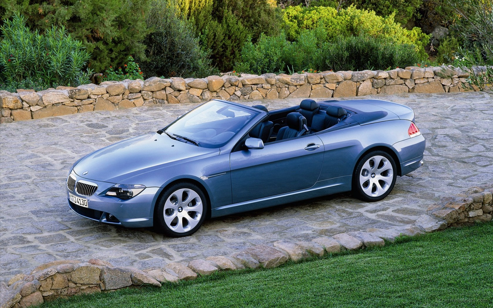 BMW 645Ci Convertible 2004 Wallpaper | HD Car Wallpapers ...