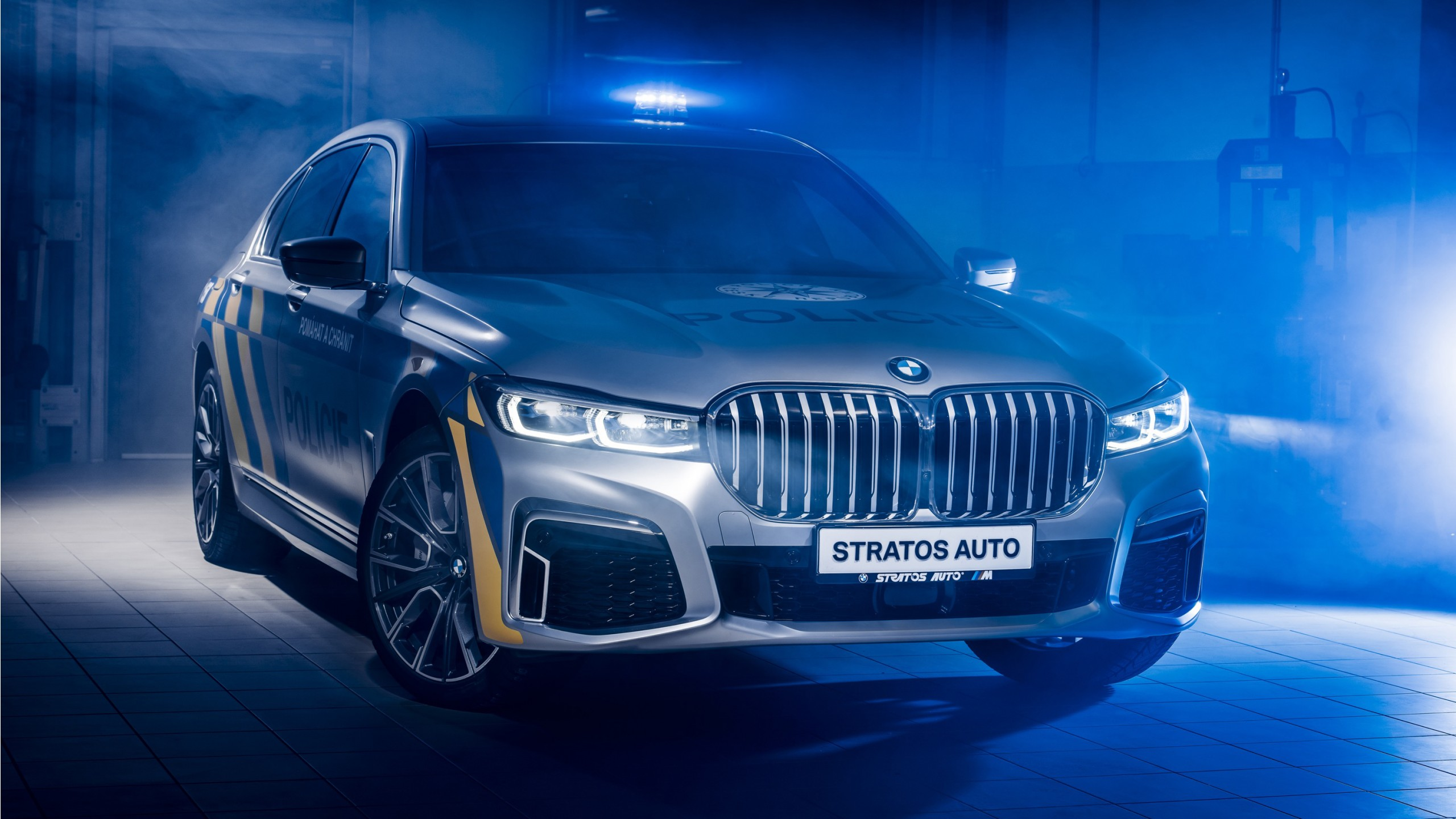 BMW 745Le xDrive M Sport Policie 2019 Wallpaper   HD Car ...