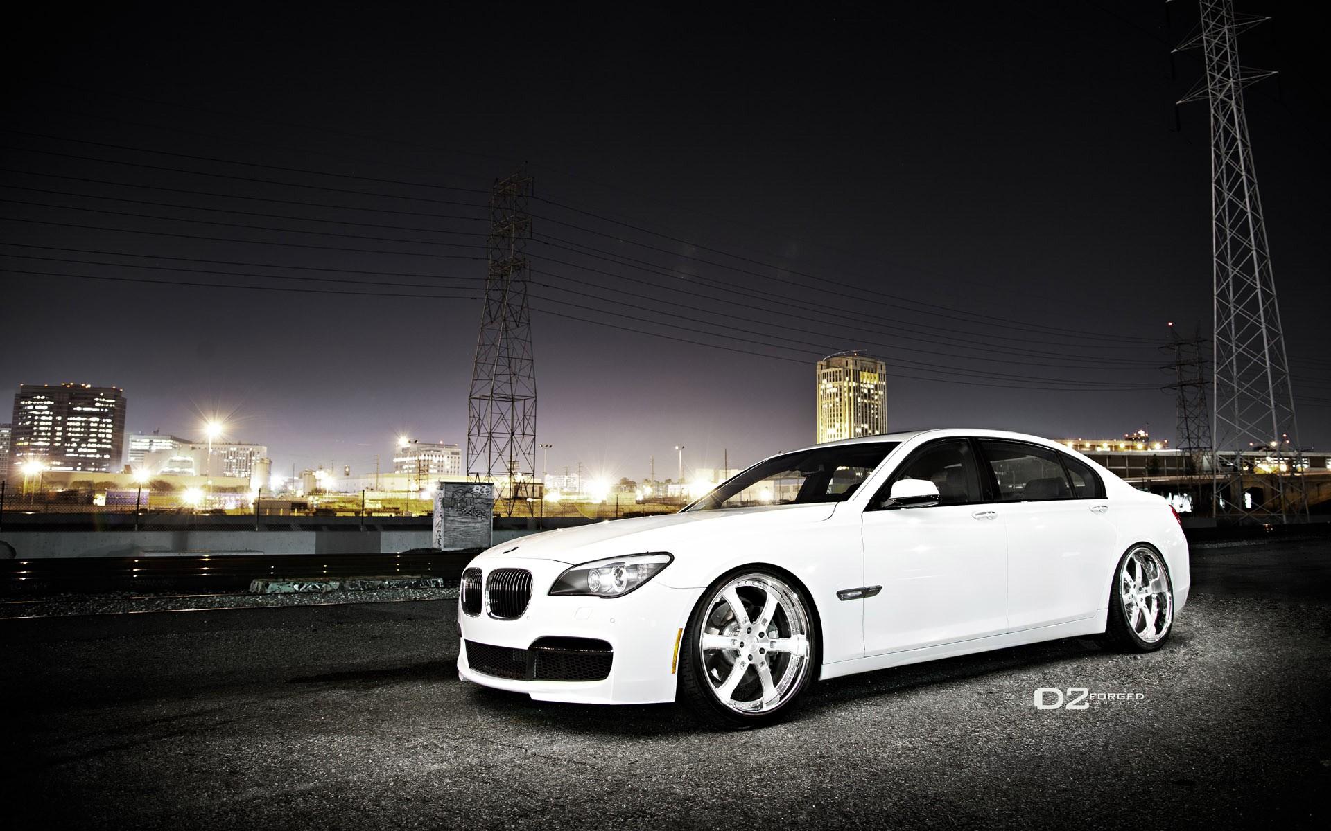 2012 BMW 750Li >> BMW 750LI D2FORGED Wallpaper | HD Car Wallpapers | ID #2656