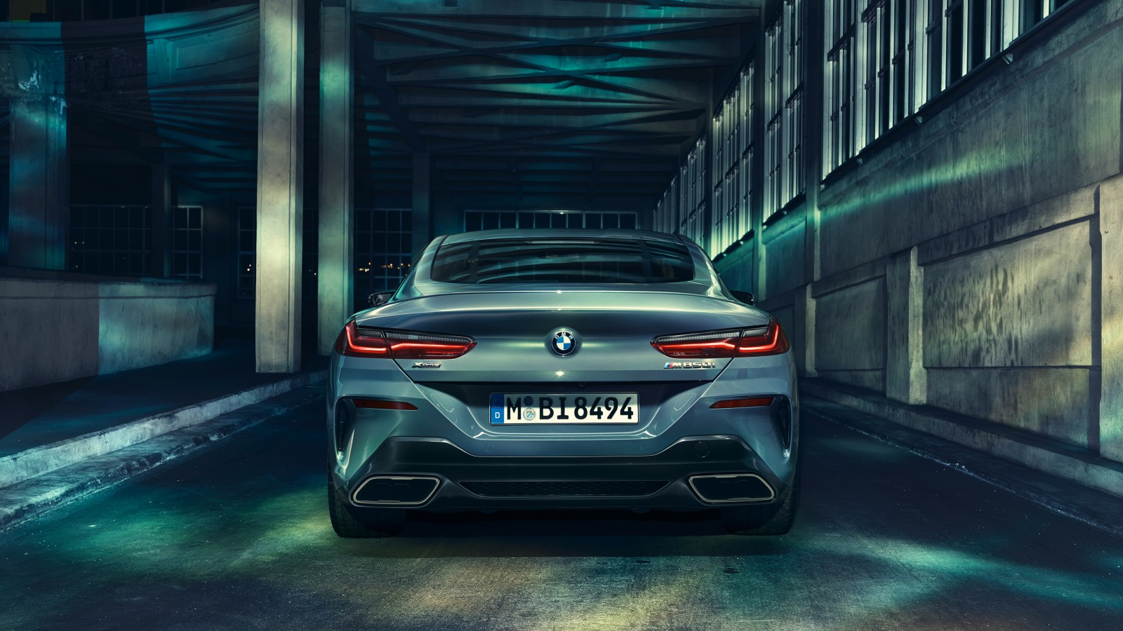 bmw 8 series 2019 4k 3 wallpaper