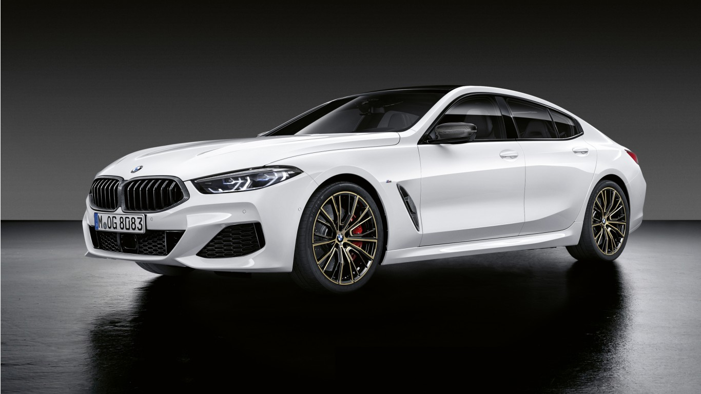 BMW I Series >> BMW 8 Series Gran Coupe M Performance Parts 2019 4K Wallpaper   HD Car Wallpapers   ID #12808