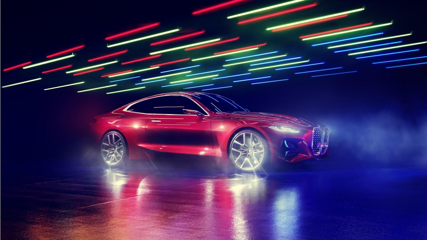 BMW M6 Gran Coupe >> BMW Concept 4 2019 4K 11 Wallpaper   HD Car Wallpapers   ID #13299