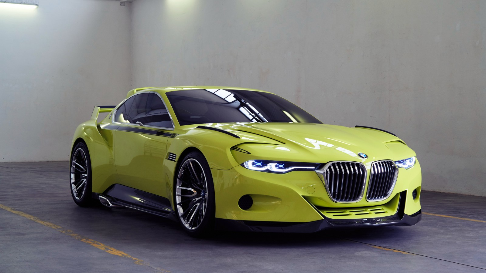 BMW CSL Hommage 2015 Wallpaper | HD Car Wallpapers | ID #5858