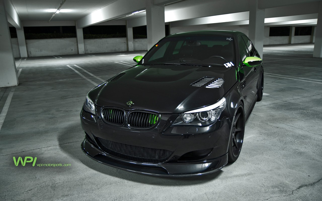 BMW E60 M5 Modded Wallpaper | HD Car Wallpapers | ID #2542