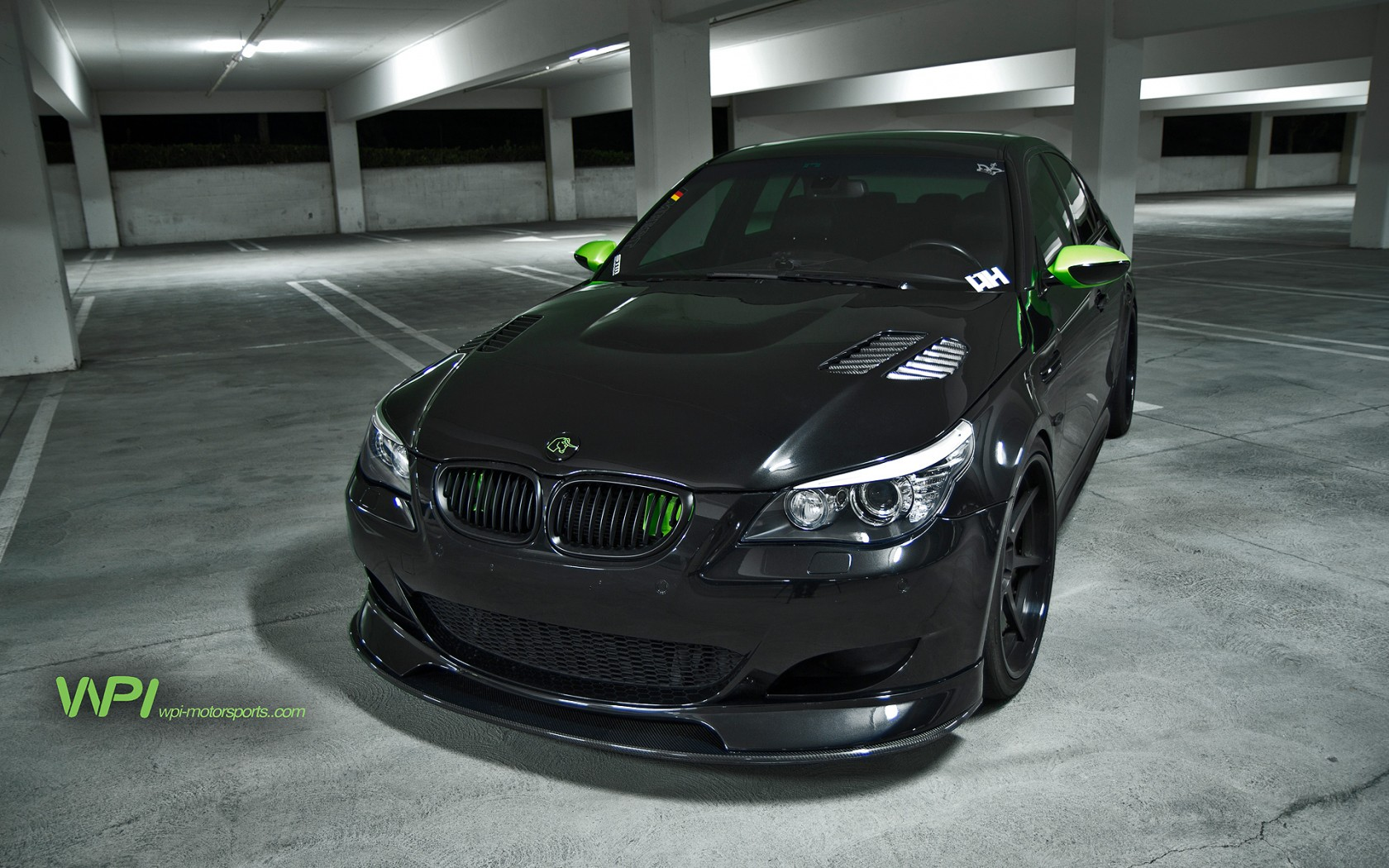 Bmw E60 M5 Modded Wallpaper Hd Car Wallpapers Id 2542