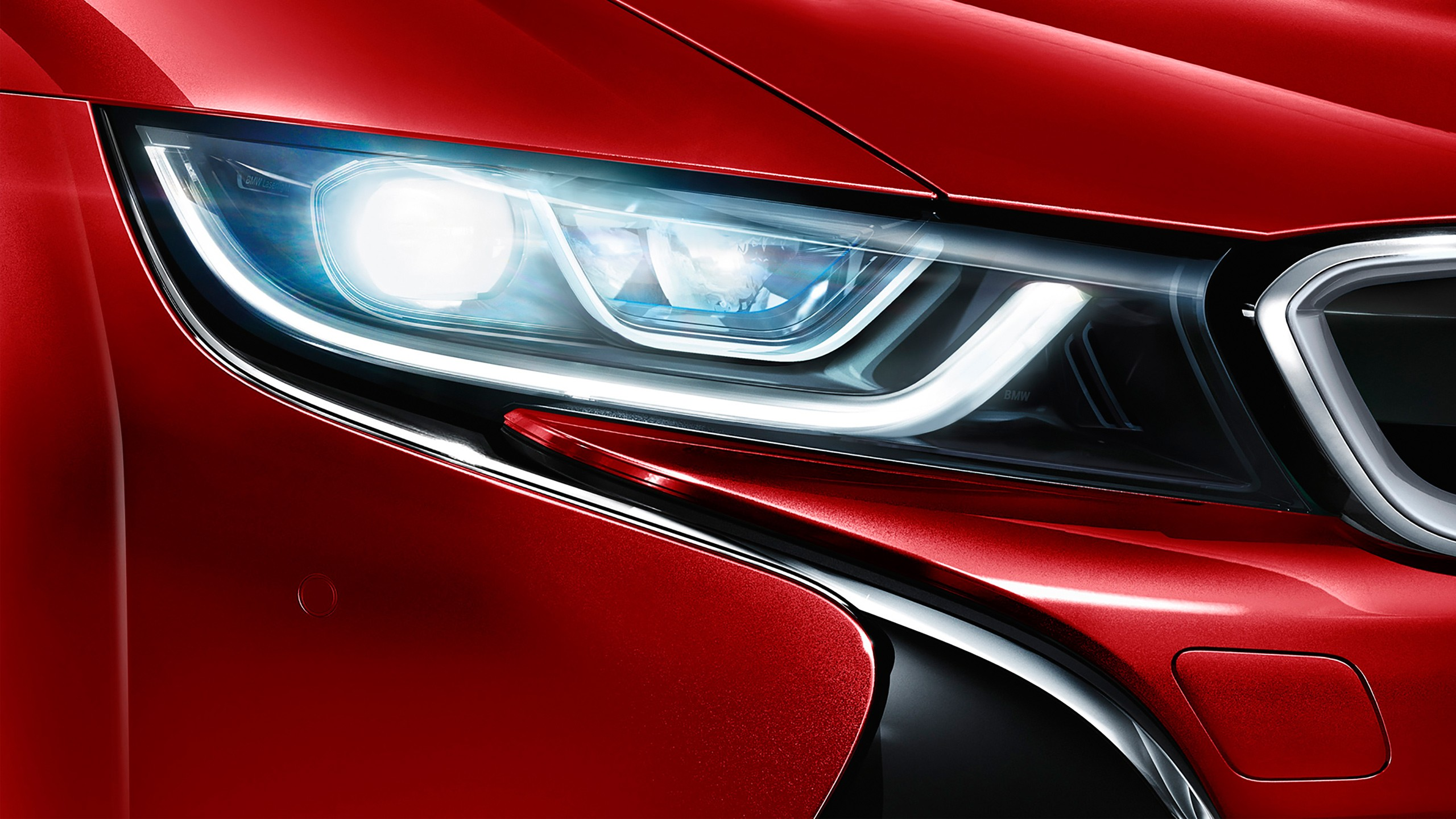 Bmw I8 Celebration Edition Protonic Red Wallpaper Hd Car Wallpapers Id 6629