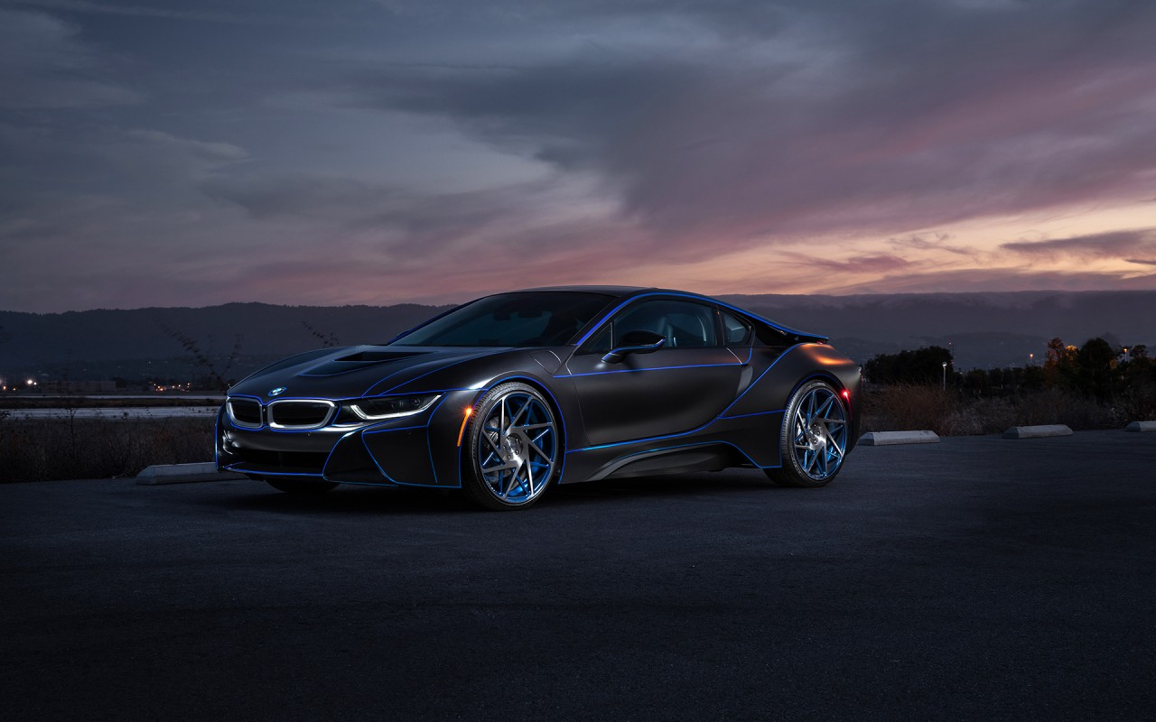 Bmw I8 Ss Customs Wallpaper Hd Car Wallpapers Id 5682
