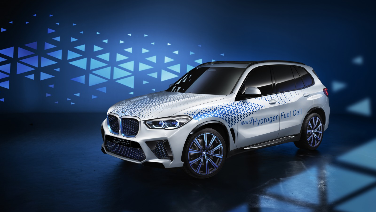 BMW I Hydrogen NEXT 2019 4K Wallpaper