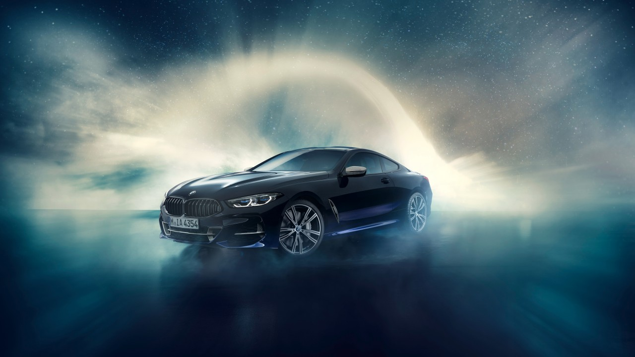 BMW Individual M850i xDrive Night Sky 2019 4K 3 Wallpaper ...