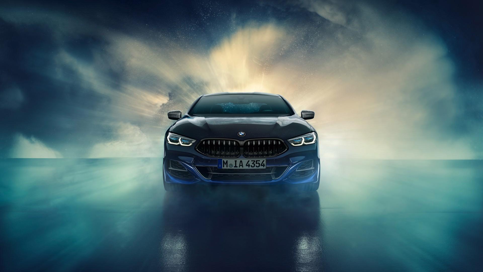 BMW Individual M850i xDrive Night Sky 2019 4K 4 Wallpaper ...