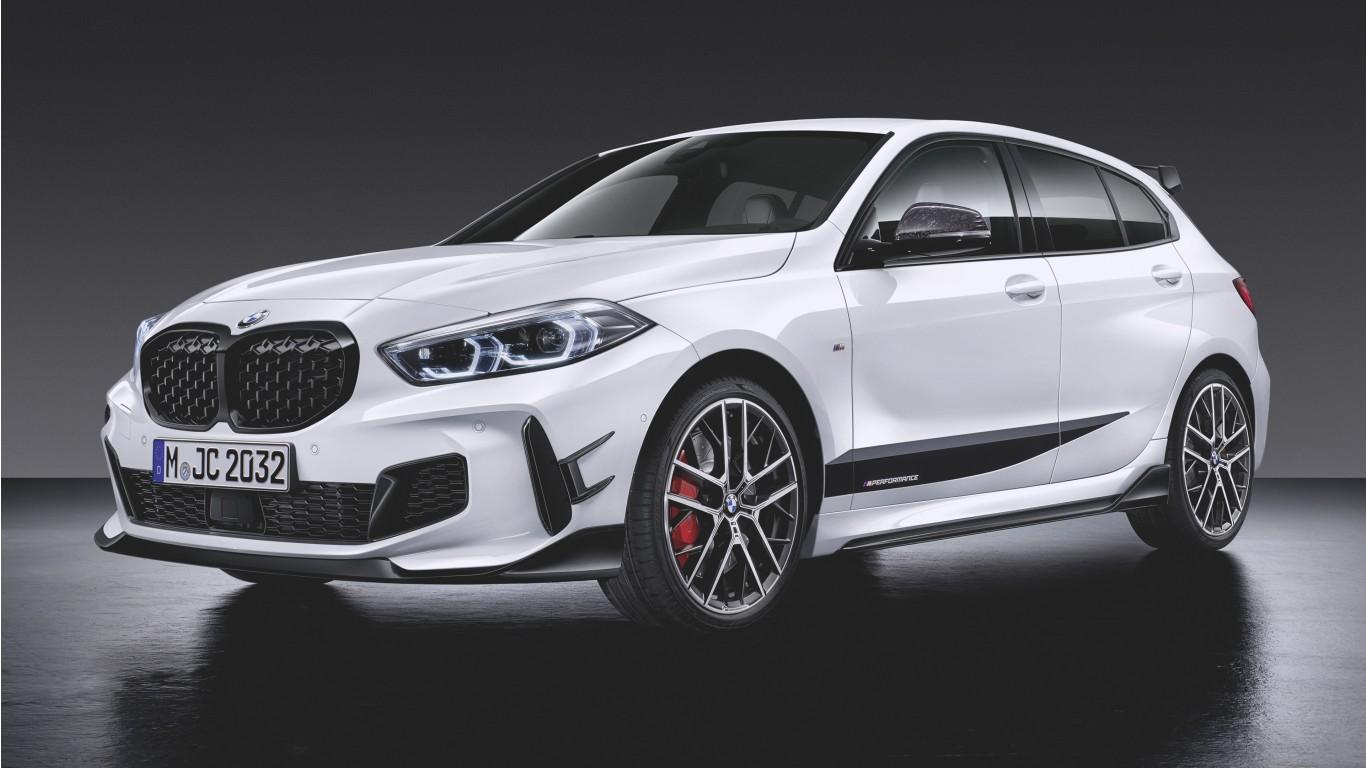 BMW M135i xDrive M Performance Parts 2019 4K Wallpaper ...