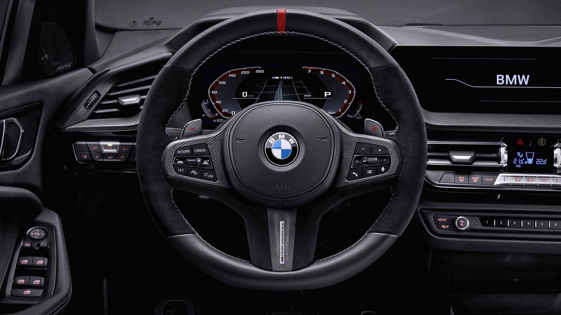 Bmw M135i Xdrive M Performance Parts 2019 4k 2 Wallpaper Hd Car Wallpapers Id 12676