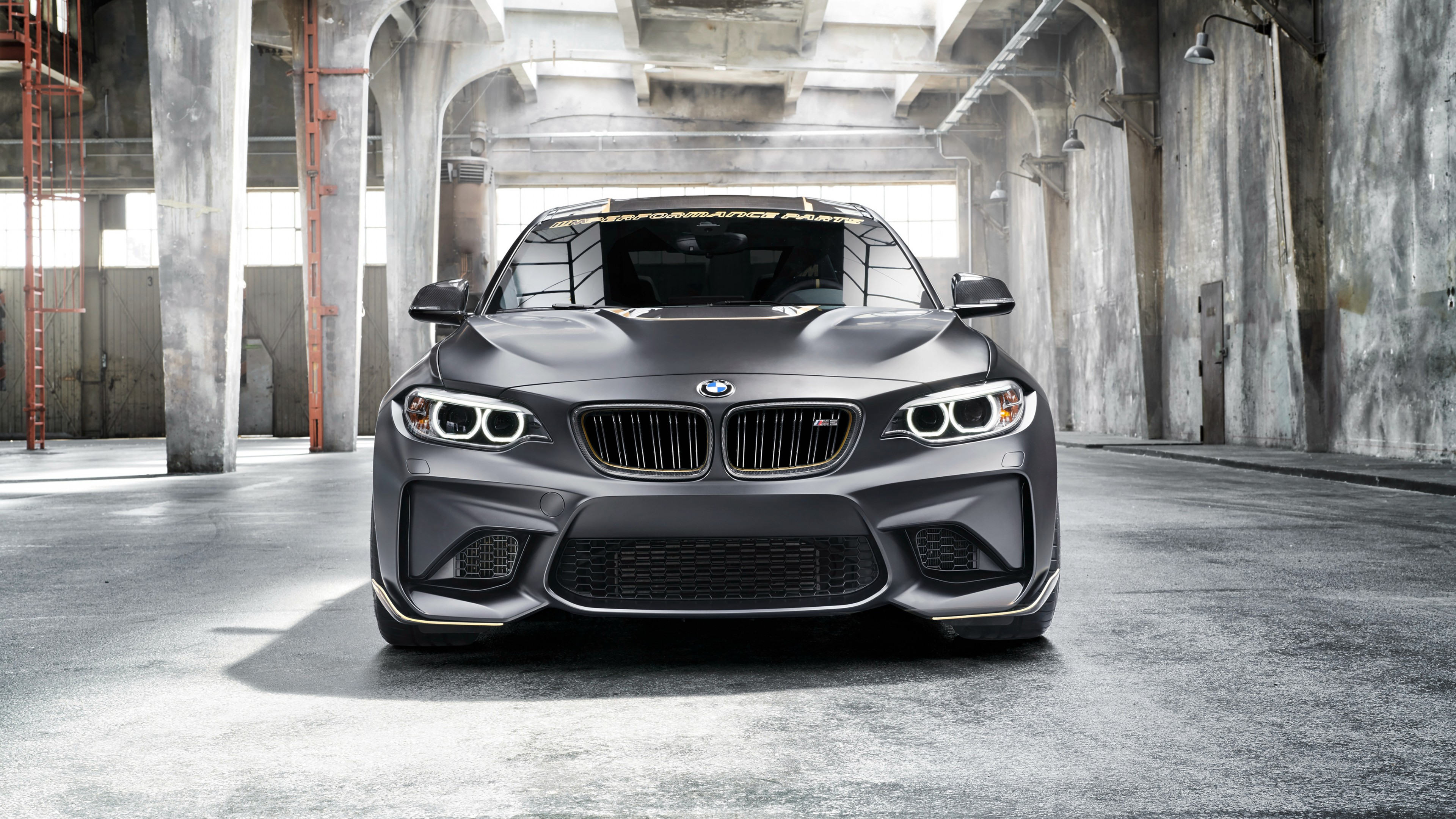 bmw m2 m performance parts concept 2018 4k wallpaper hd. Black Bedroom Furniture Sets. Home Design Ideas
