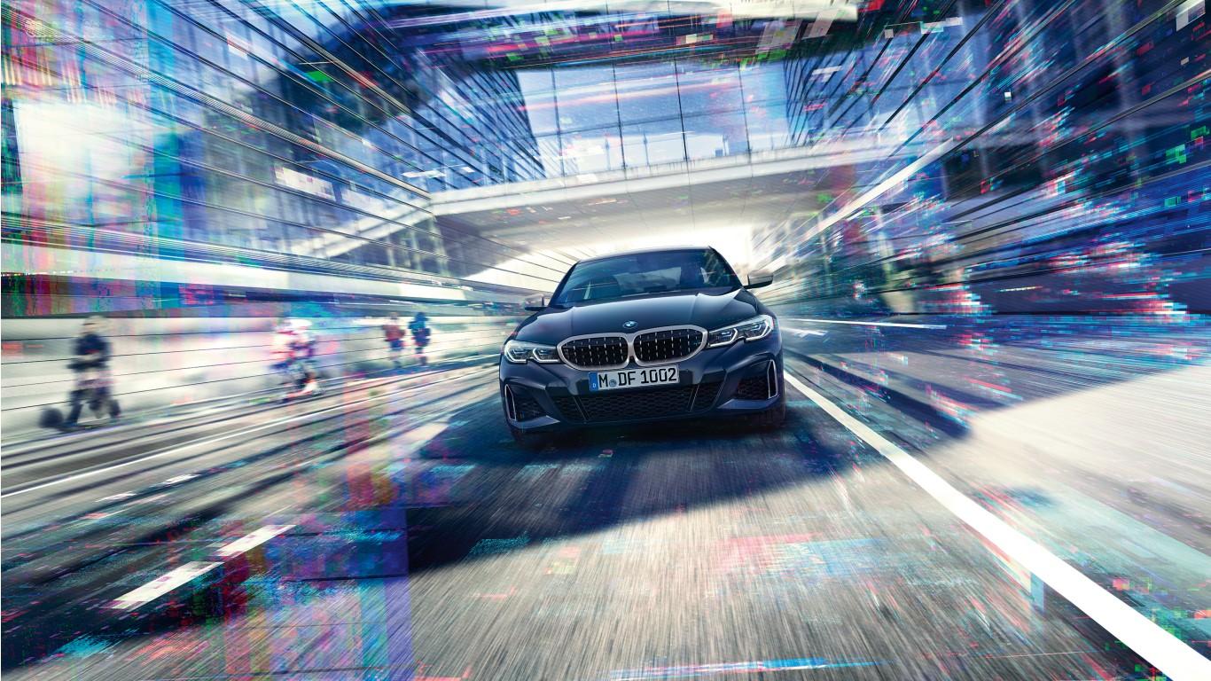 Bmw M340i Xdrive 2019 4k Wallpaper Hd Car Wallpapers