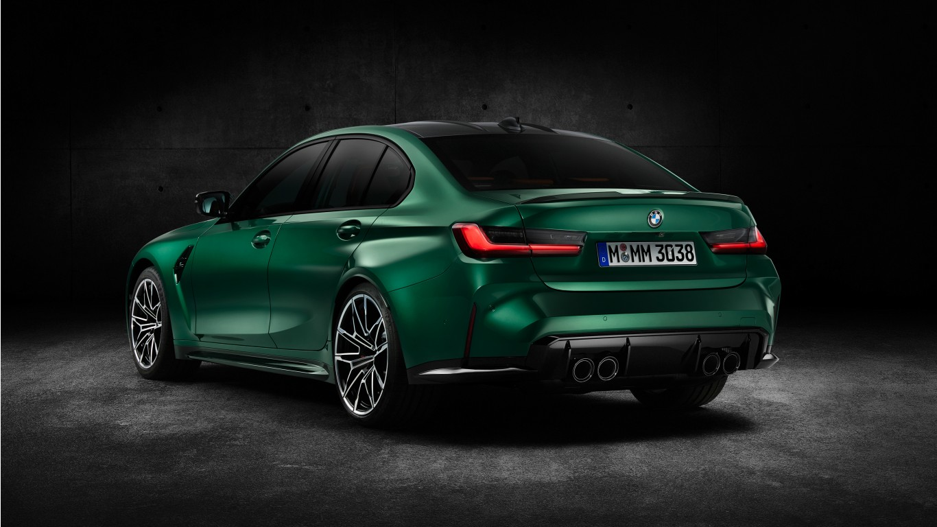 BMW M3 Competition 2020 4K 3 Wallpaper | HD Car Wallpapers ...