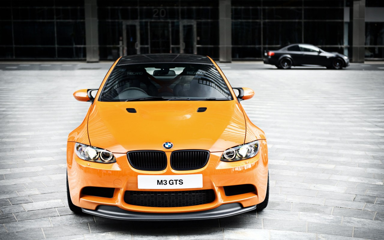 Cars Wallpapers: BMW M3 GTS 2 Wallpaper