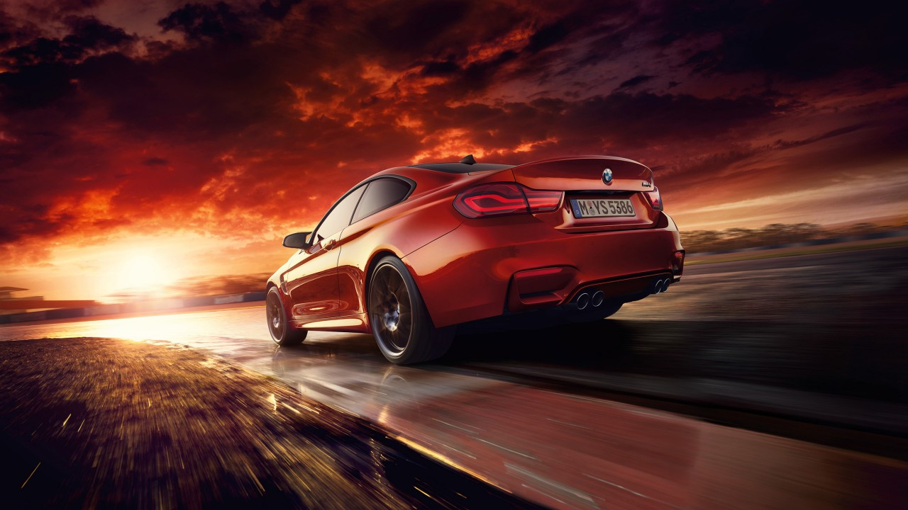 bmw m4 coupe 2017 3 wallpaper