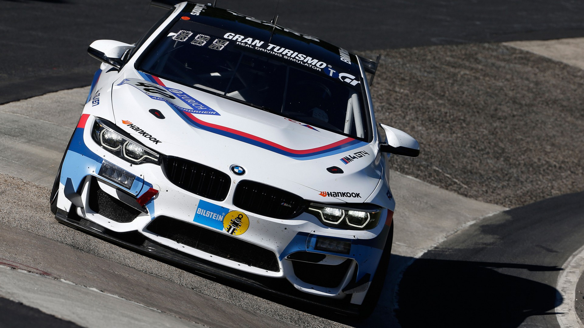 bmw m4 gt4 racing car 4k wallpaper