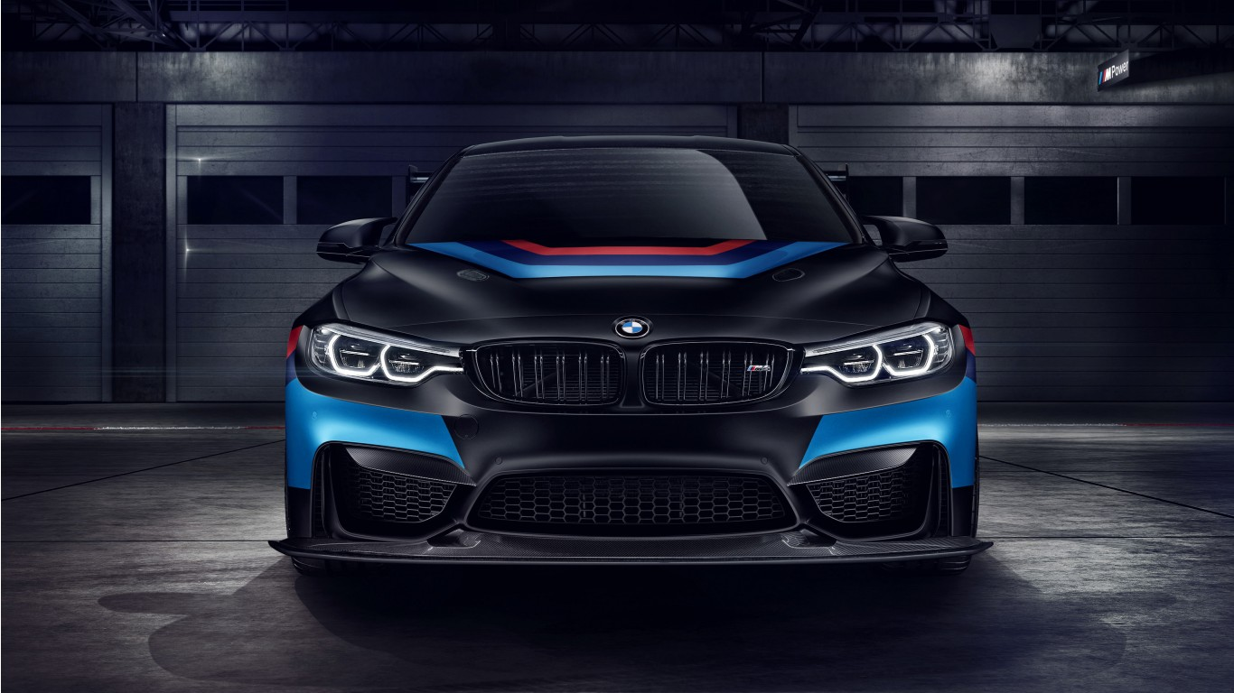 Bmw M4 Gts Black Wallpaper Hd Car Wallpapers Id 8108