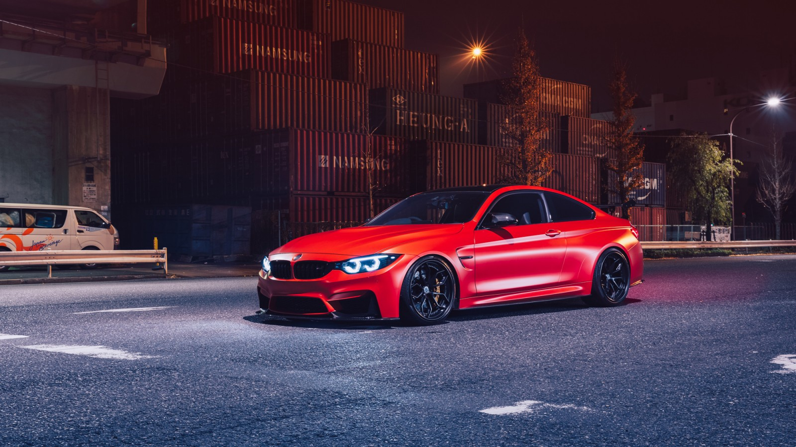 BMW M4 in Tokyo Wallpaper | HD Car Wallpapers | ID #11796