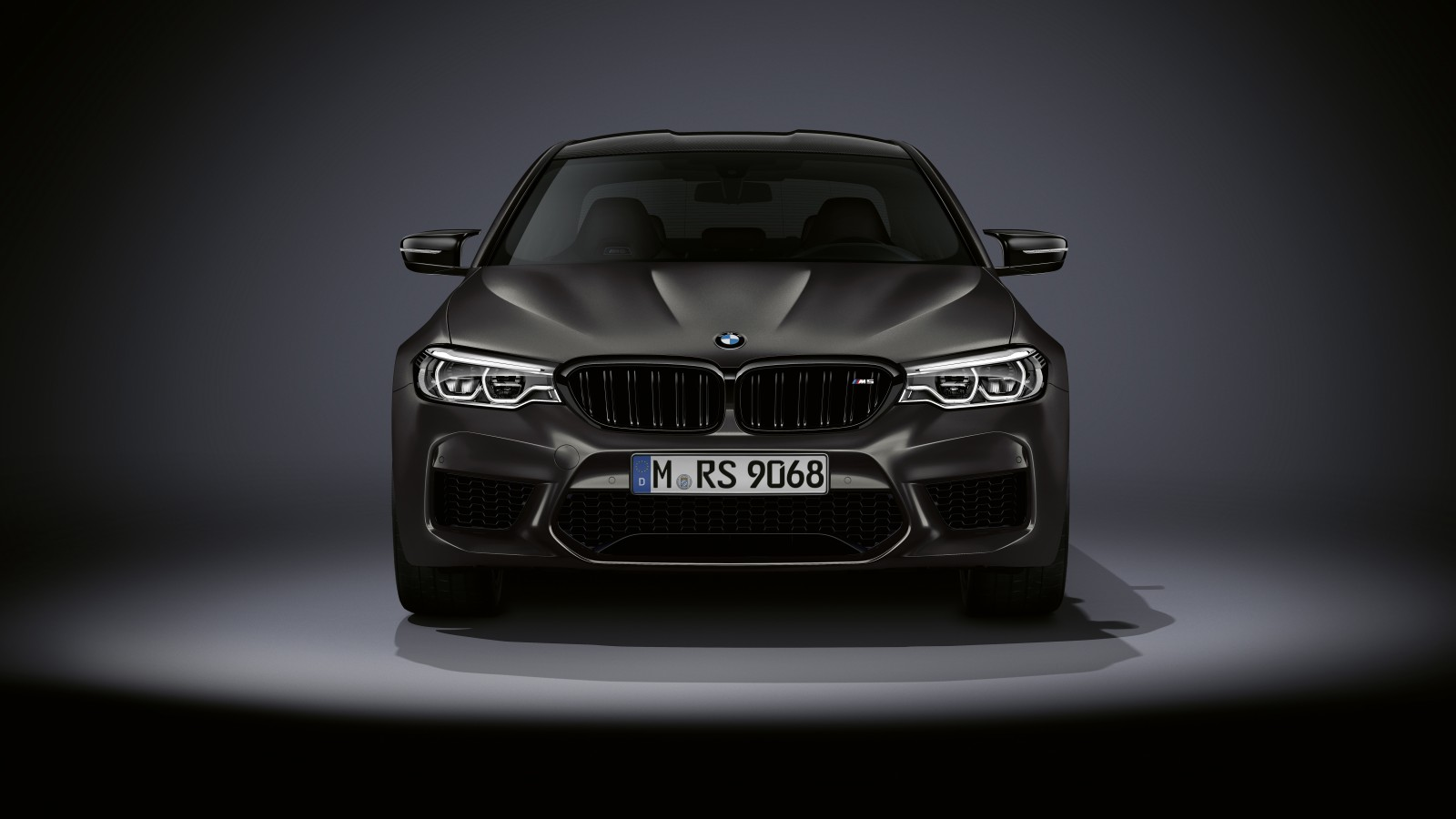 Bmw M5 Competition Edition 35 Jahre 2019 4k 8k Wallpaper