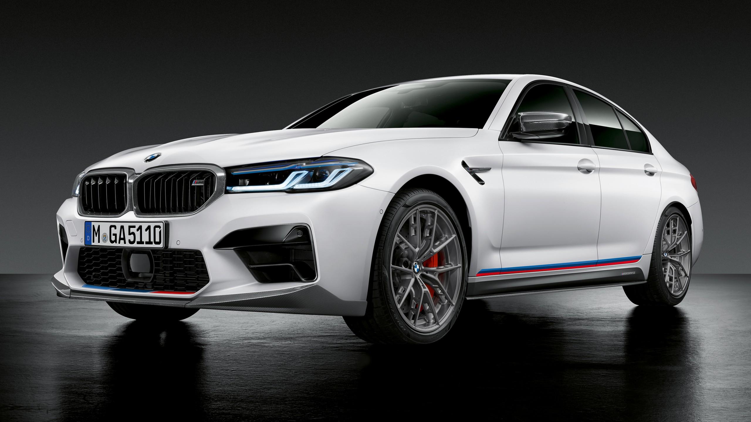 BMW M5 Competition M Performance Parts 2020 4K Wallpaper ...