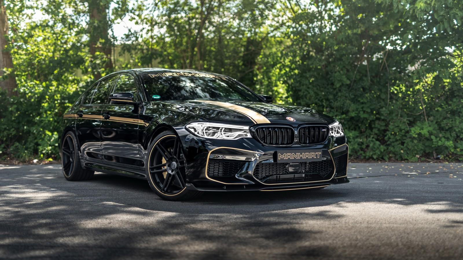 BMW M5 Manhart Racing MH5 700 2018 4K Wallpaper | HD Car ...