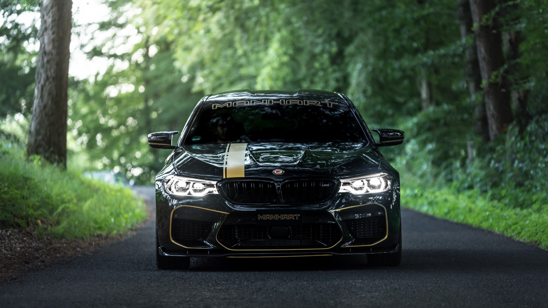 BMW M5 Manhart Racing MH5 700 2018 4K 2 Wallpaper | HD Car Wallpapers | ID #10845