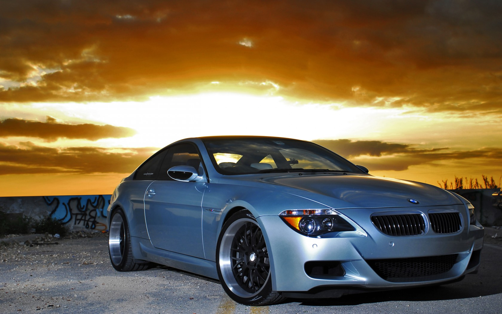 Bmw M6 Forged Wheels Wallpaper Hd Car Wallpapers Id 2695