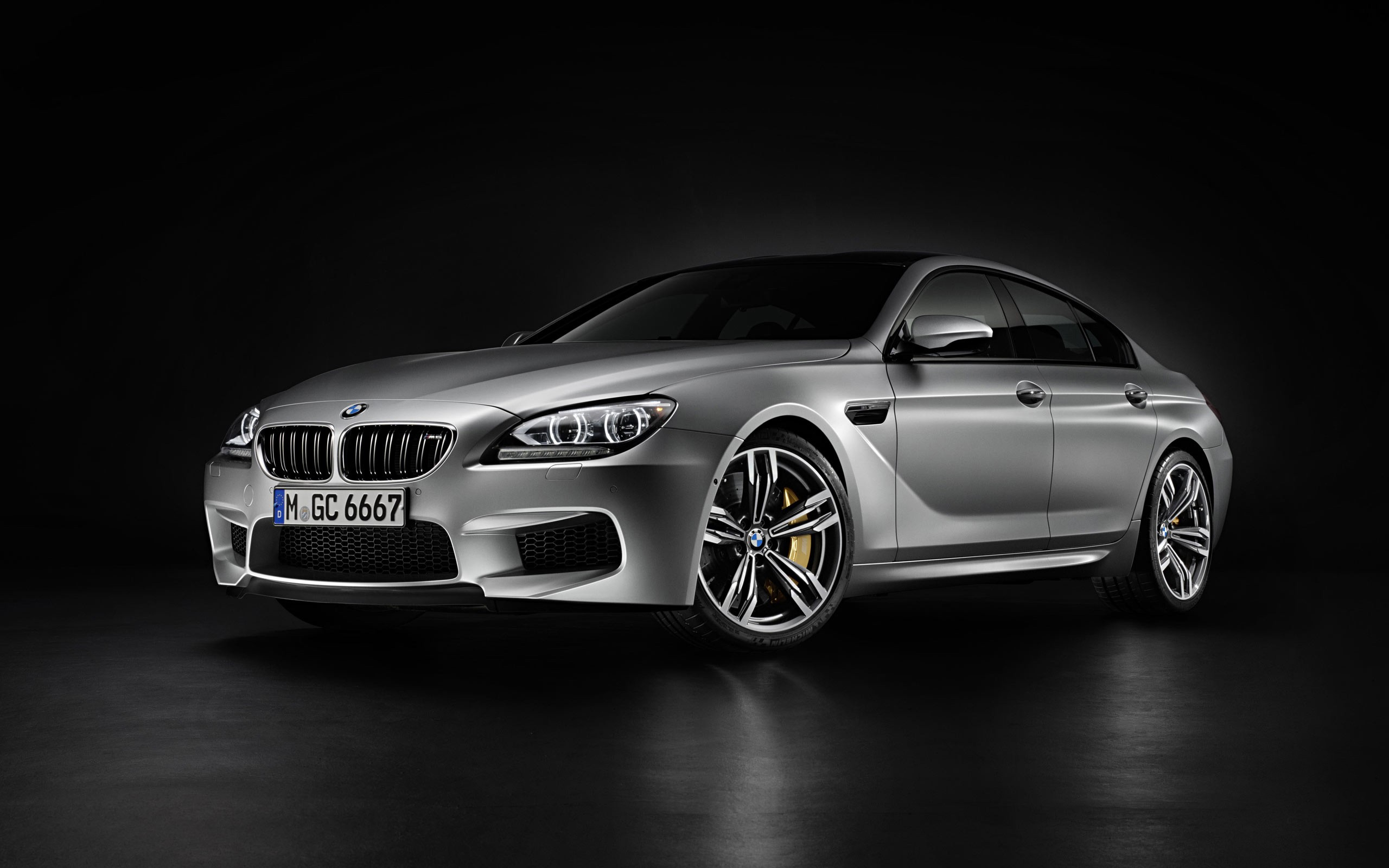bmw m6 gran coupe 2014 wallpaper