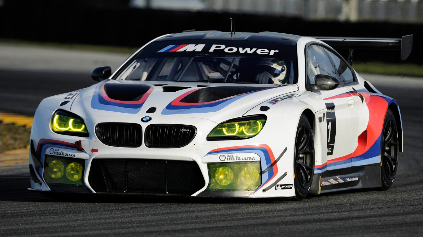 Bmw M6 Gt3 Gtlm Bmw Motorsport 4k Wallpaper Hd Car