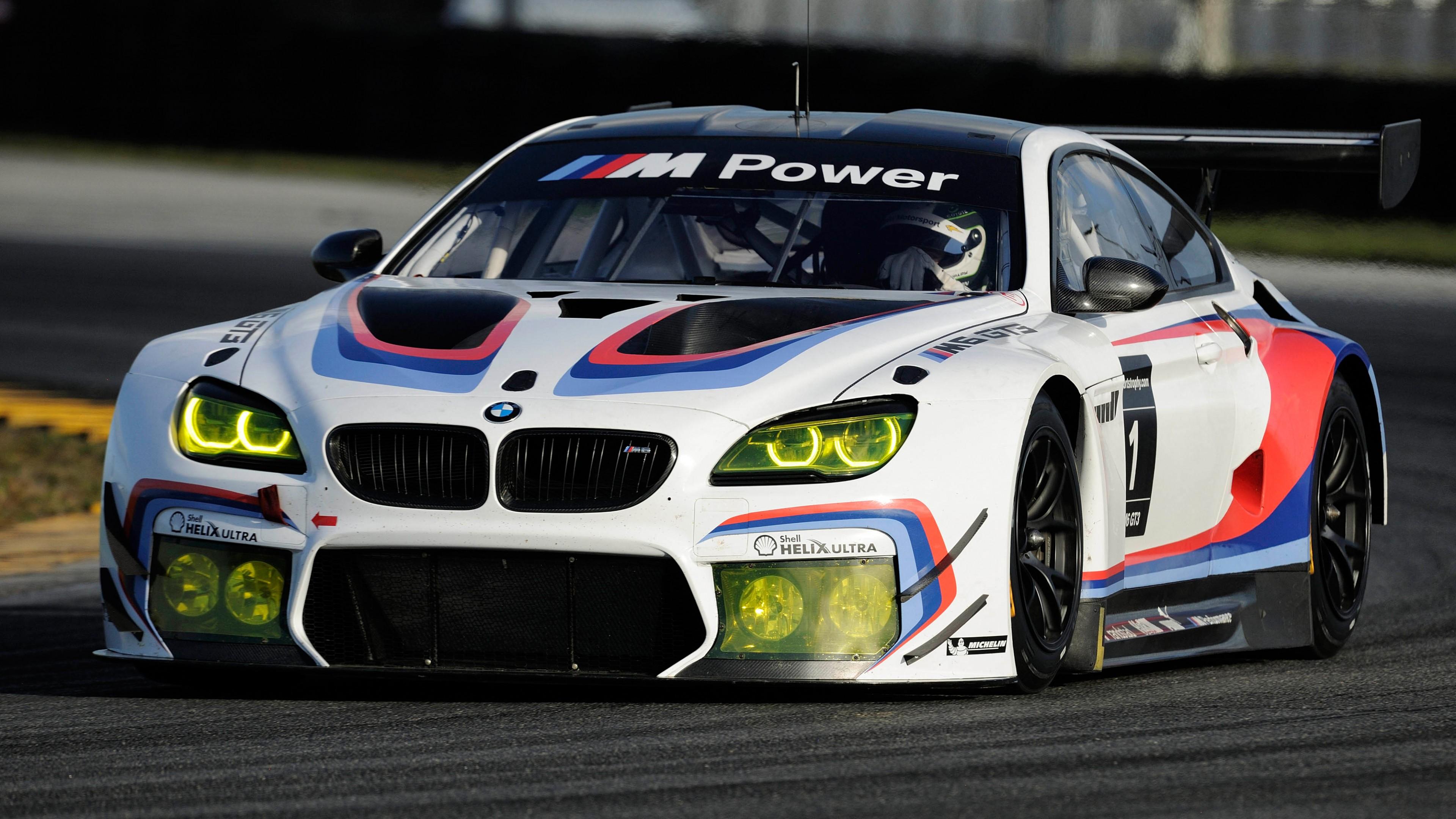BMW M6 GT3 GTLM BMW Motorsport 4K Wallpaper | HD Car ...