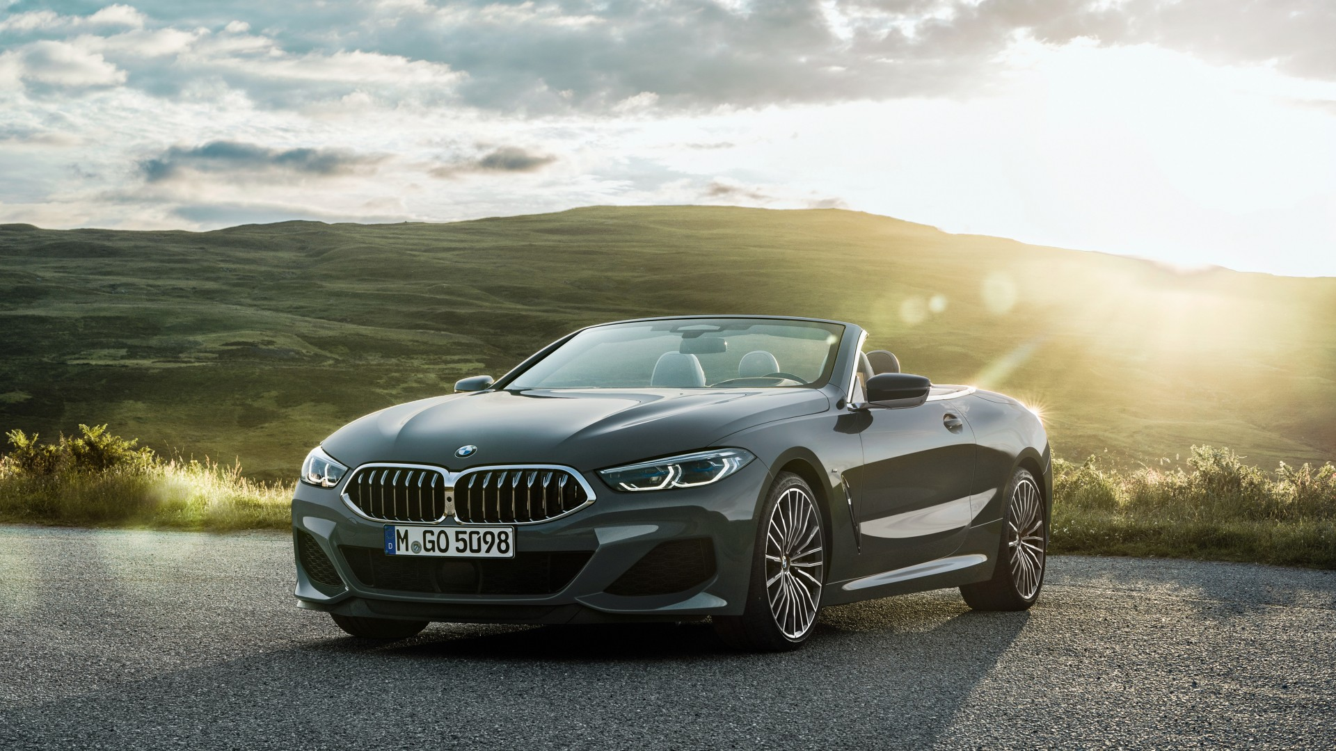 Bmw M850i Xdrive Cabrio 2018 4k Wallpaper Hd Car