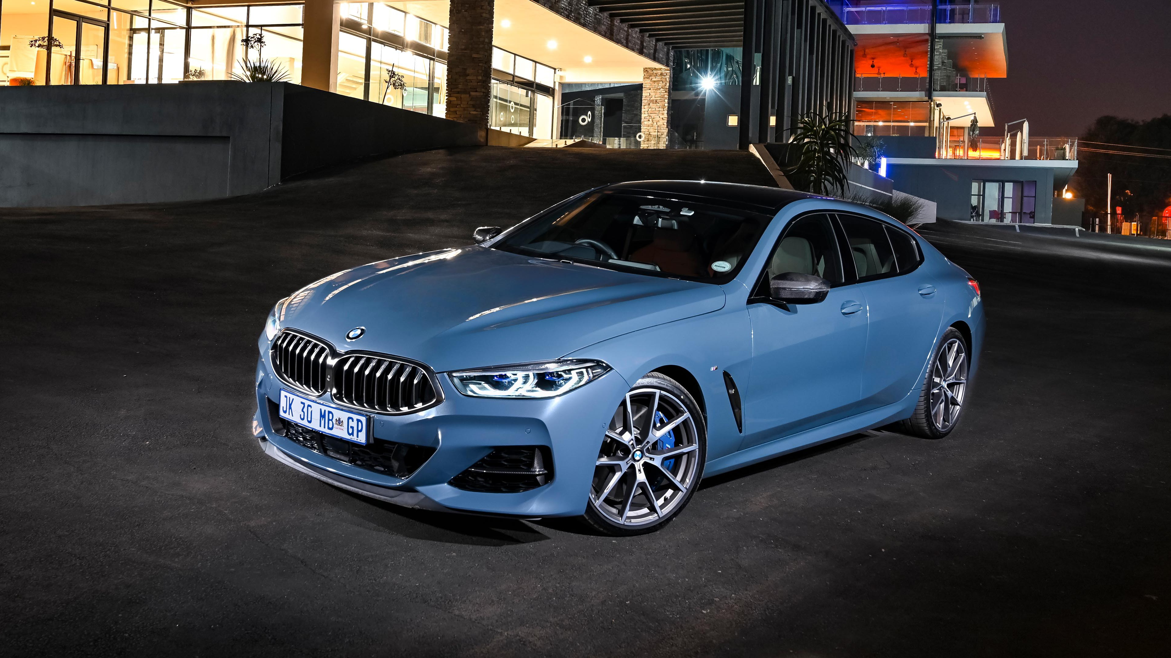 BMW M850i xDrive Gran Coupé 2020 4K 2 Wallpaper | HD Car ...