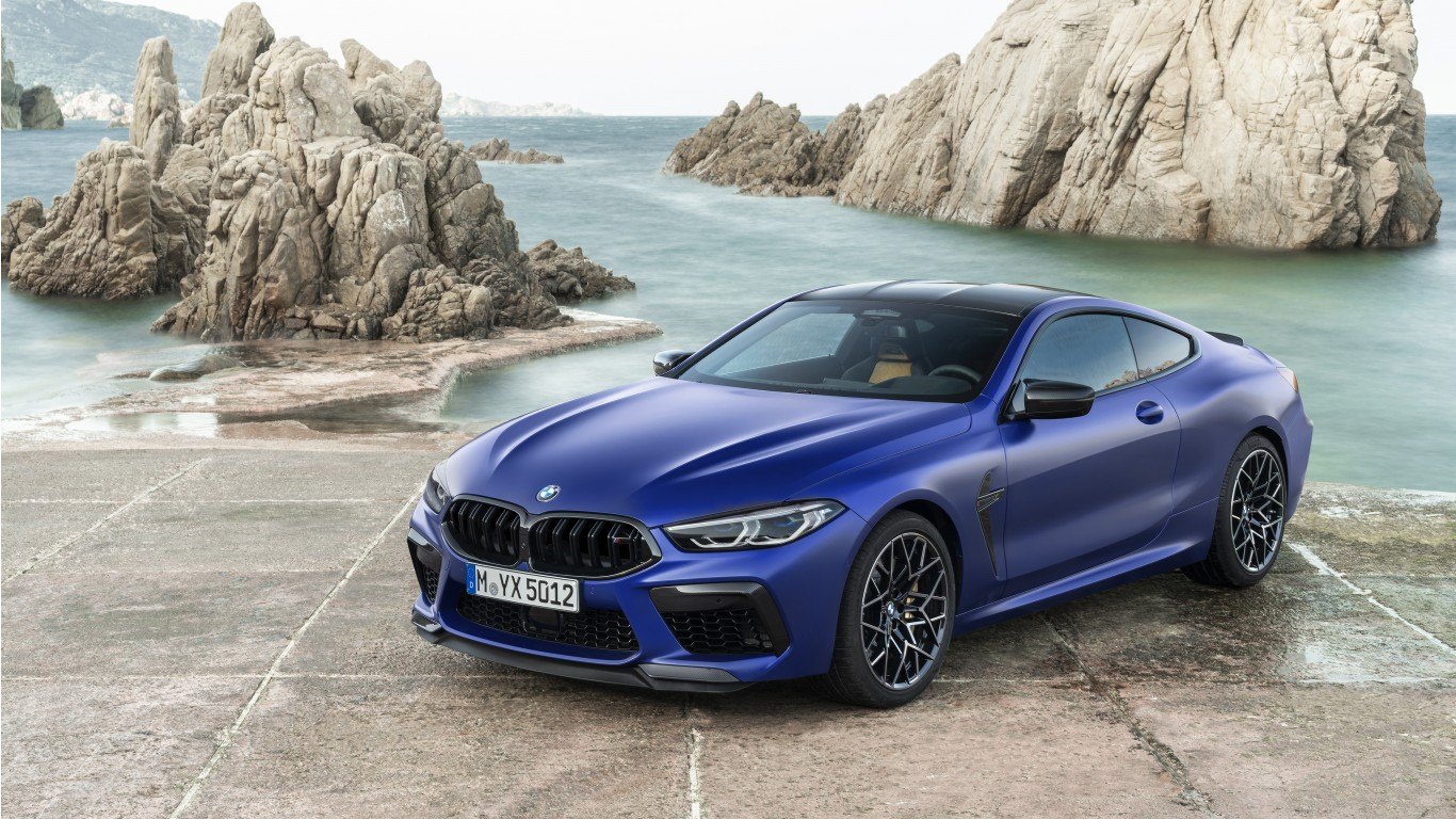 Bmw M8 Competition Coupe 2019 4k Wallpaper Hd Car