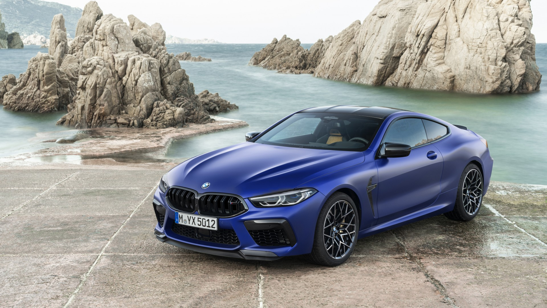 BMW M8 Competition Coupe 2019 4K Wallpaper | HD Car ...
