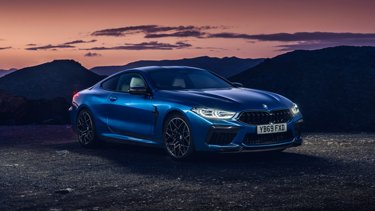 Bmw M8 Competition Coupe 2019 4k 2 Wallpaper Hd Car