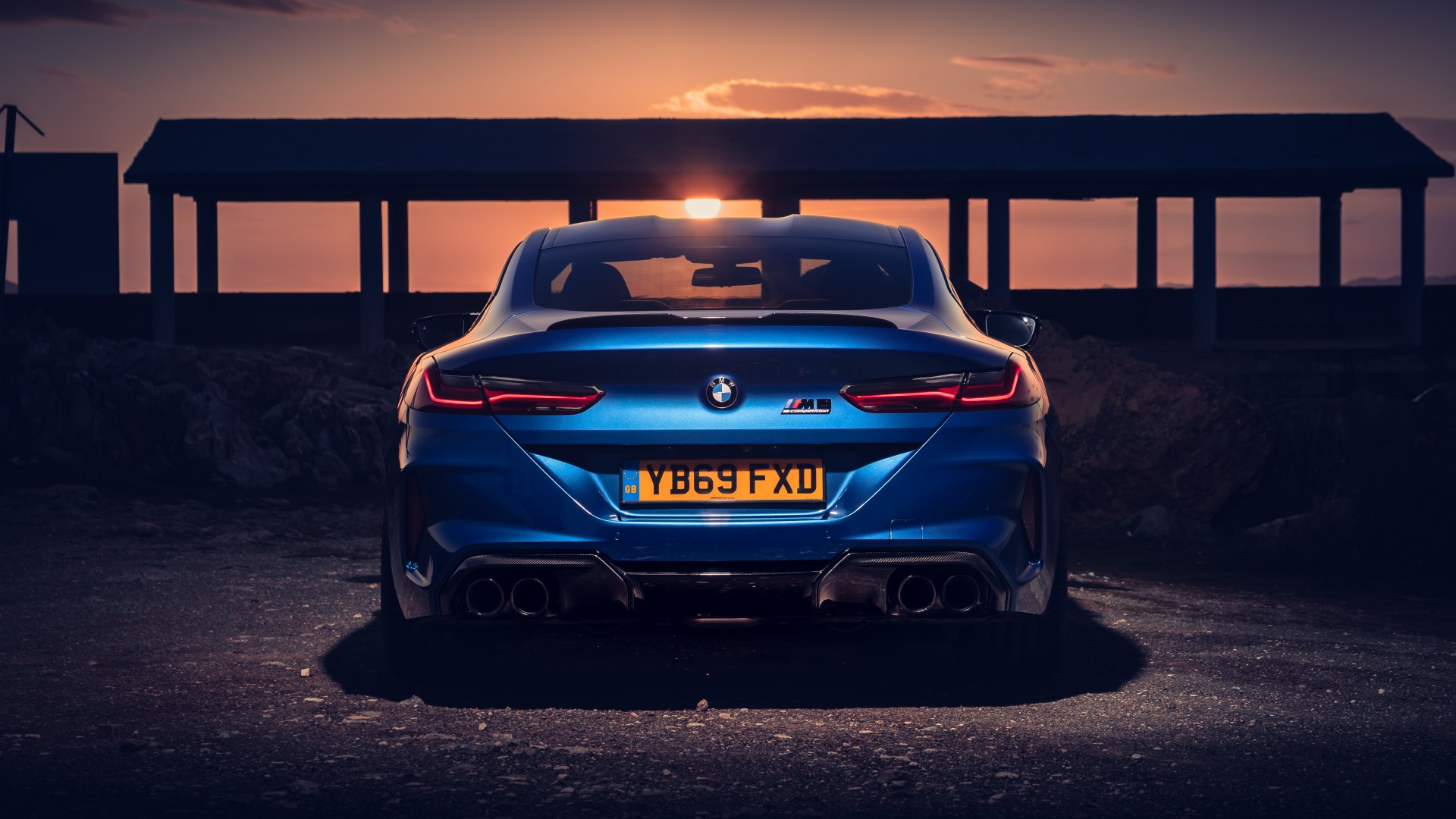 BMW M8 Competition Coupe 2019 4K 3 Wallpaper   HD Car ...